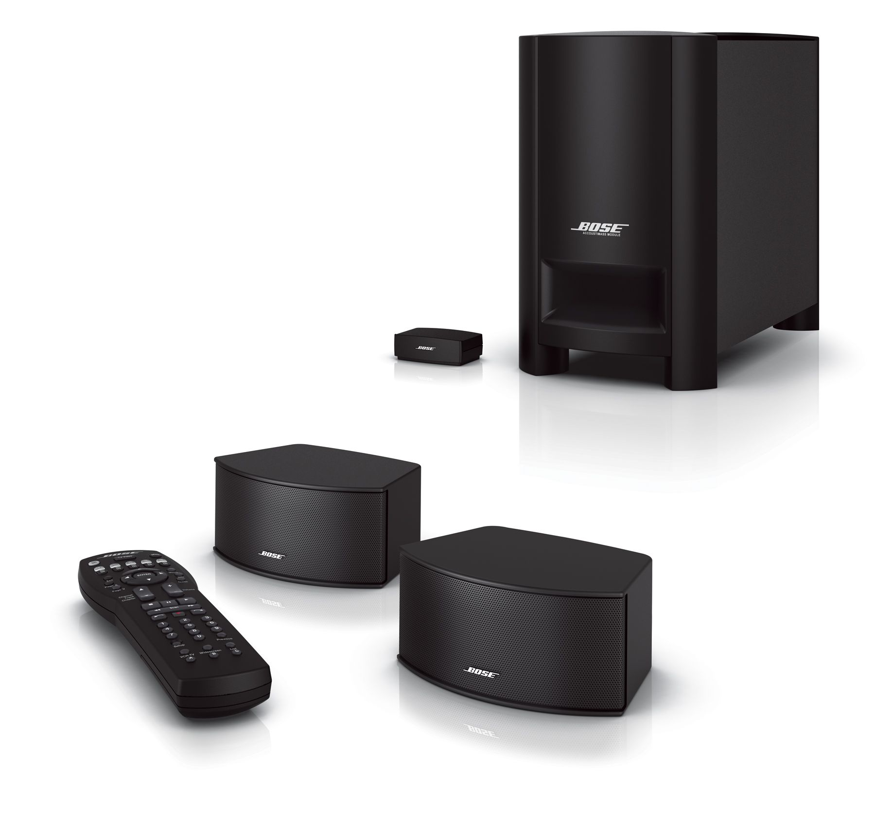 Bose soundtouch 130 home theater system black 738484 1100 b amp h - Cinemate Gs Serie Ii De Bose
