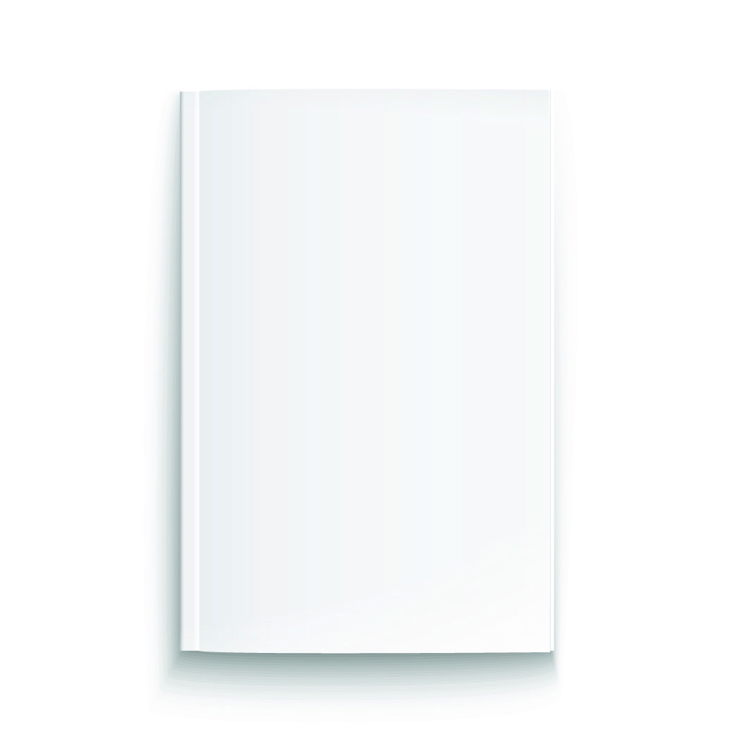 Blank Book Cover Graphic : Bigstock blank magazine template with s g