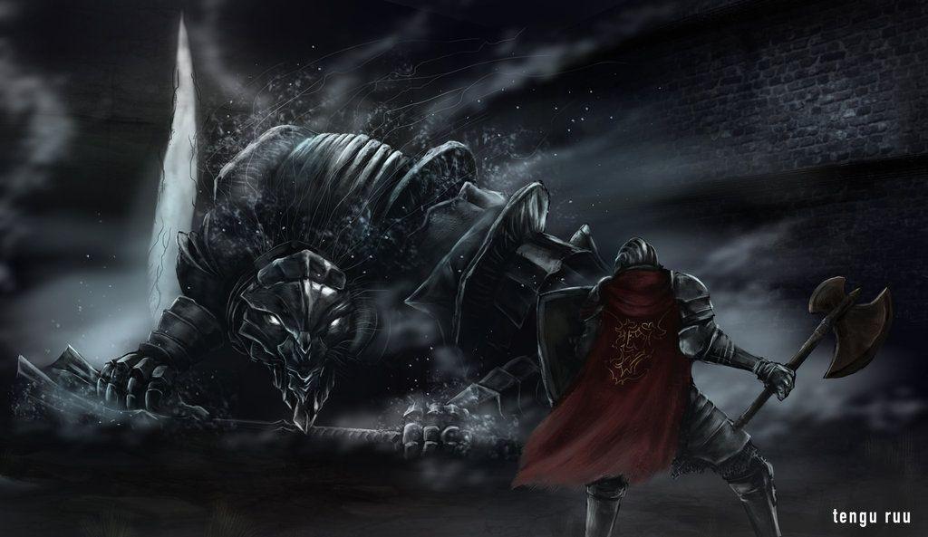 Dark Souls 3 Vordt Of The Boreal Valley By Oniruu