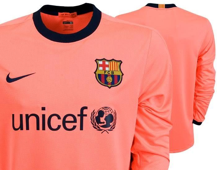 FC Barcelona Pink Jersey .  56a0166e5