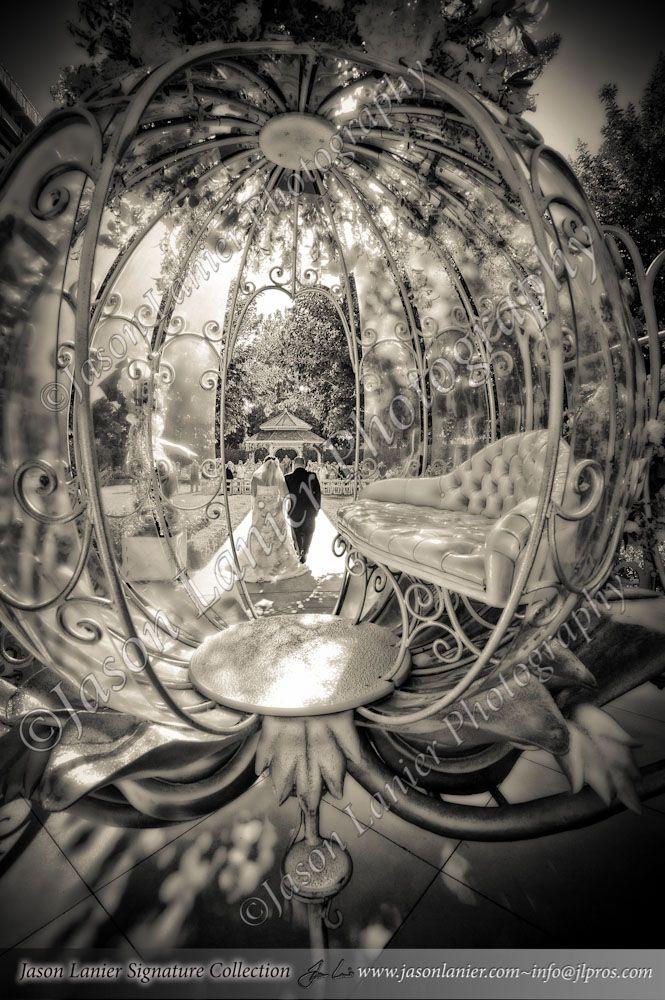 Cinderellas Carriage at Disney by Jason Lanier.