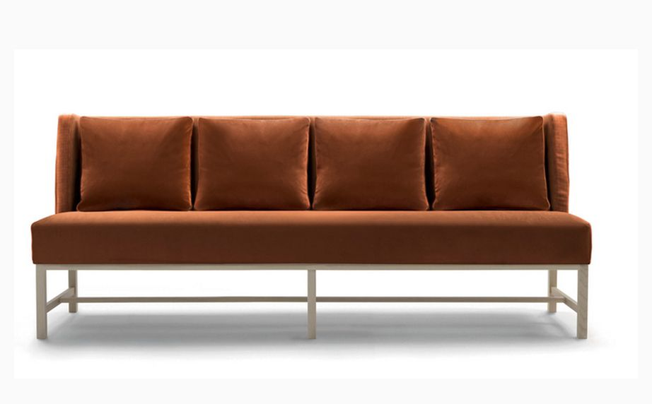 The Sofa Of Japanese Style Let A Person Feel Simple But Very