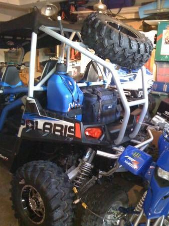 Used 2010 Polaris RZR 800 EFI ATVs For Sale in California