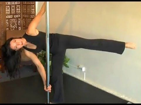 pole dancing for fitness  cartwheel mount  youtube