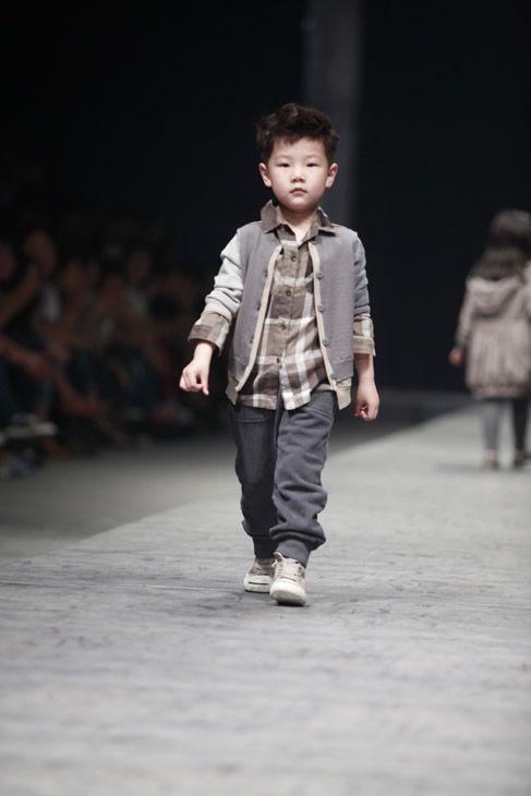 Fashion Show Cool Boys Clothes
