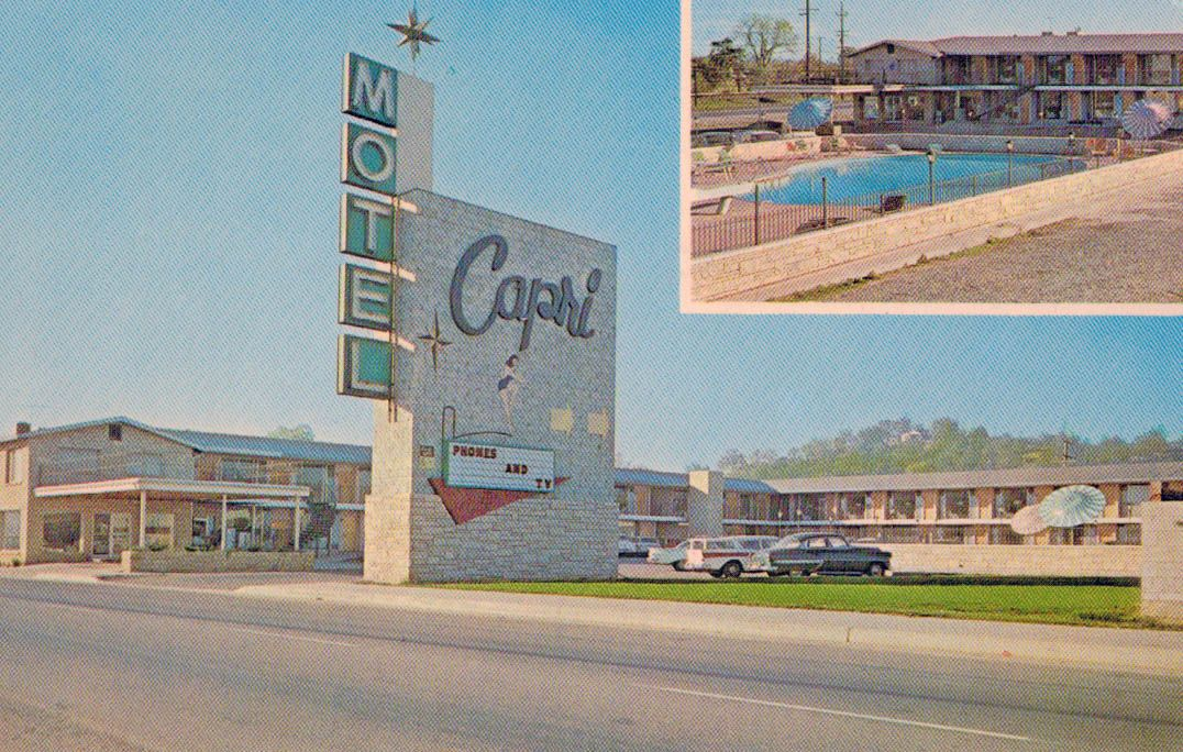 Capri Motel Redding Ca Mid