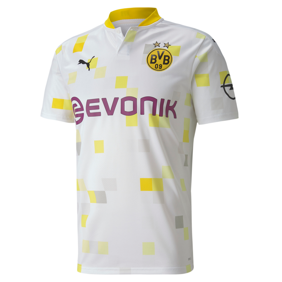 Men S Replica Puma Borussia Dortmund Third Away Cup Jersey 20 21 Soccer Com In 2021 Borussia Dortmund Dortmund Soccer Jersey
