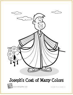 Josephs Coat Of Many Colors