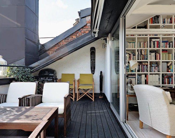 Mobili Terrazzo ~ Terrazza mansarda.it casa arredamenti pinterest attic