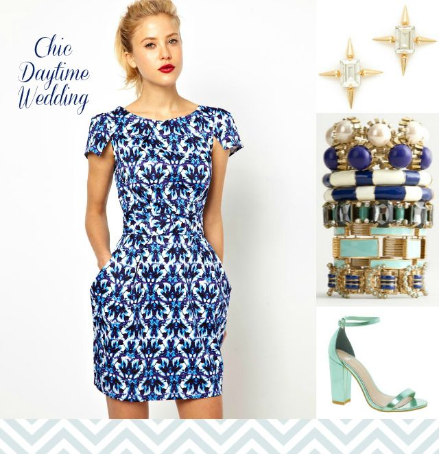 Casual Chic Wedding Guest Attire on www.DressSafari.com | Dress ...