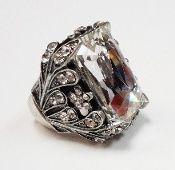 $38 Giant Antique Diamond Ring