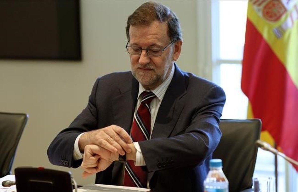 Los seis momentazos económicos que esperan a Rajoy en los dos próximos meses