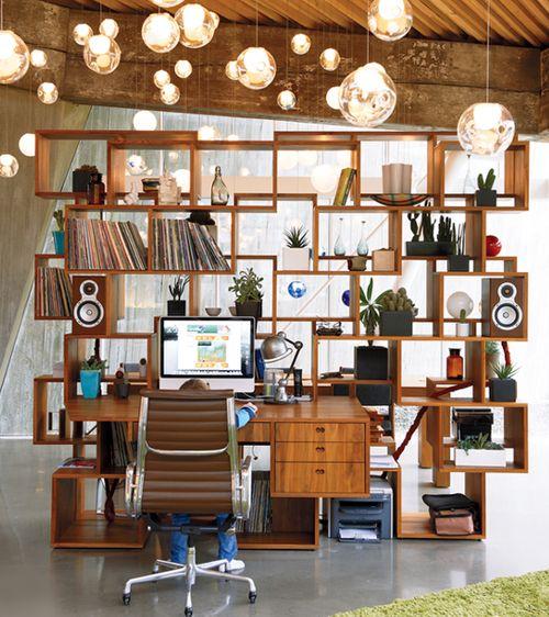 Stil-Schau: Raumteiler Und Bücherregale Als Flexible Regalsysteme