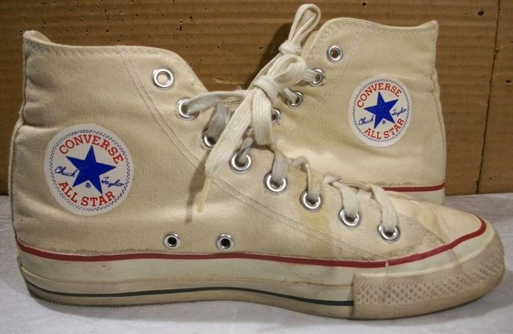 all star converse vintage