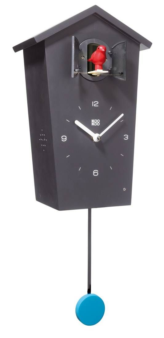 Reloj de Cuco con Sensor de Luz | Sensor de luz, Relojes de cuco y ...