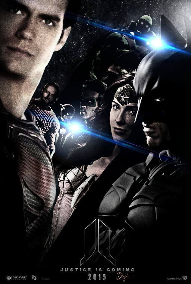 Justice League(2015) Movie Poster