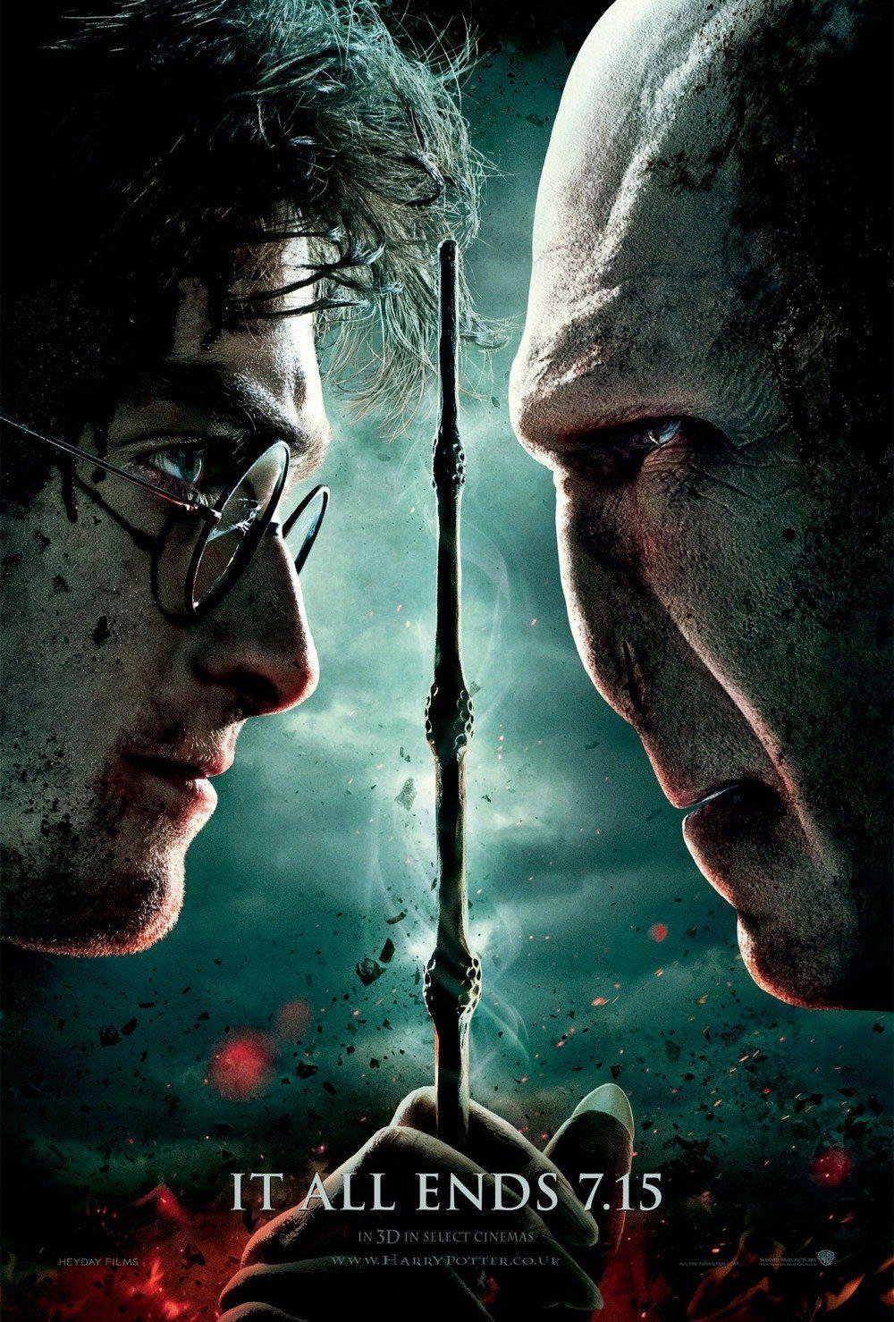 Google Image Result For Http Www Thegeekgeneration Com Wp Content Uploads 201 Harry Potter Film Harry Potter Poster Heiligtumer Des Todes
