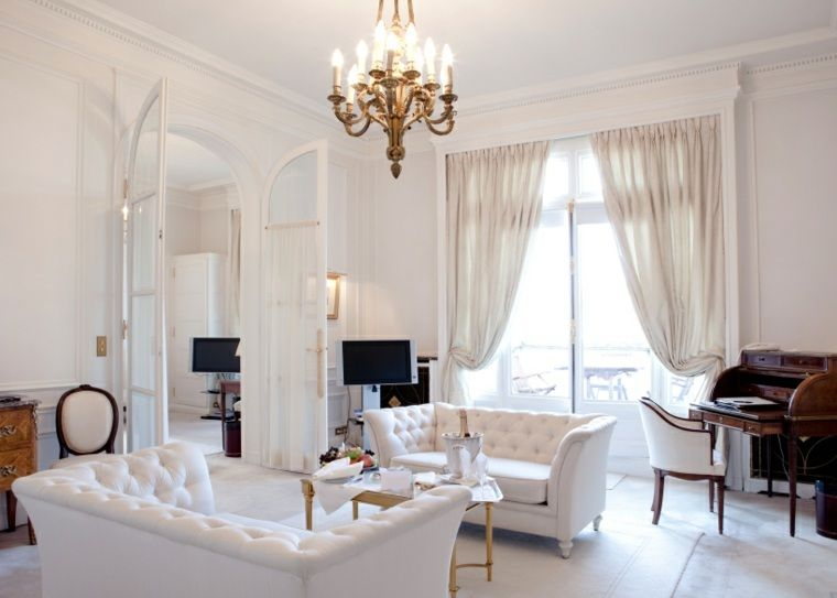 Pin by Intime Déco on Salon | Pinterest | Salons, Living rooms and ...
