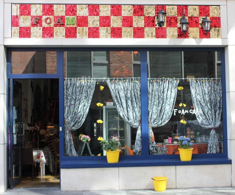 Foam Cafe  Kooky McKooky and the place where I had my  ~ 190900_Birthday Party Ideas Dublin
