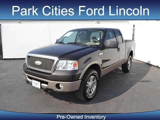 Used 2006 Ford F 150 For Sale In Dallas Tx Park Cities Ford Of