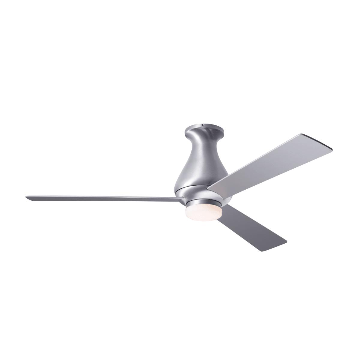 Modern Fan Co Altus Flush With Light Kit Ceiling Fan Modern