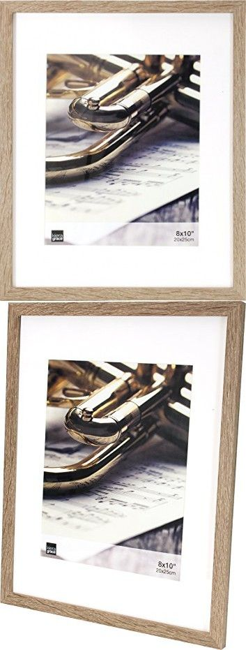 Kiera Grace Linear Picture Frame 11 By 14 Matted For 8 By 10