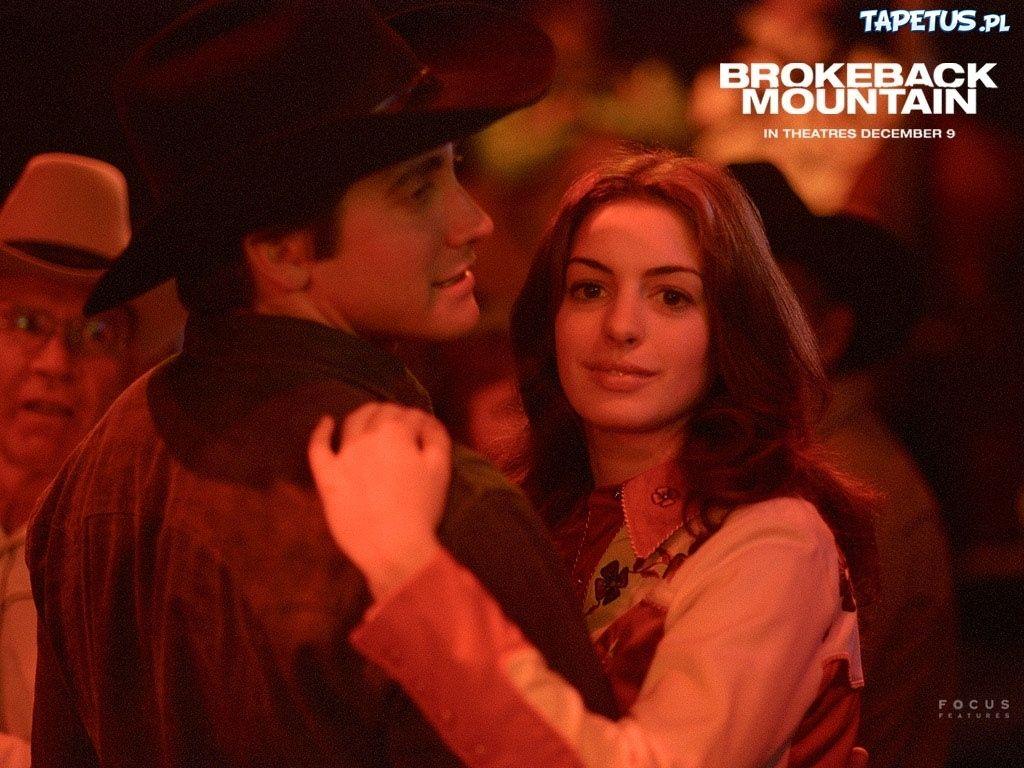 Brokeback Mountain Anne Hathaway Jake Gyllenhaal With Images