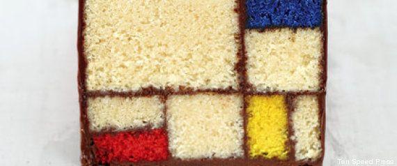 des desserts inspirés des chefs-d'œuvres de l'art