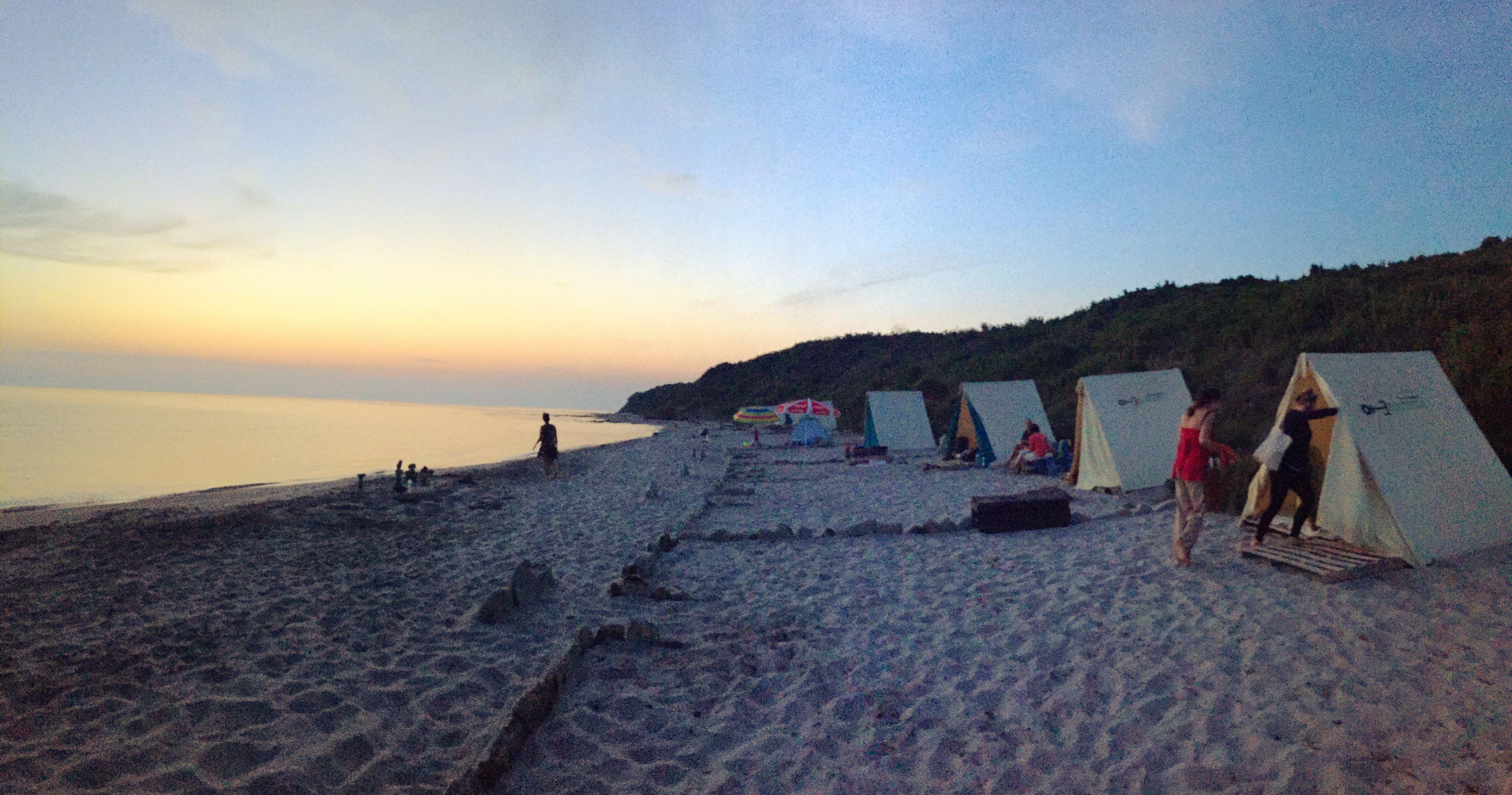 Meer am camping albanien Das sind