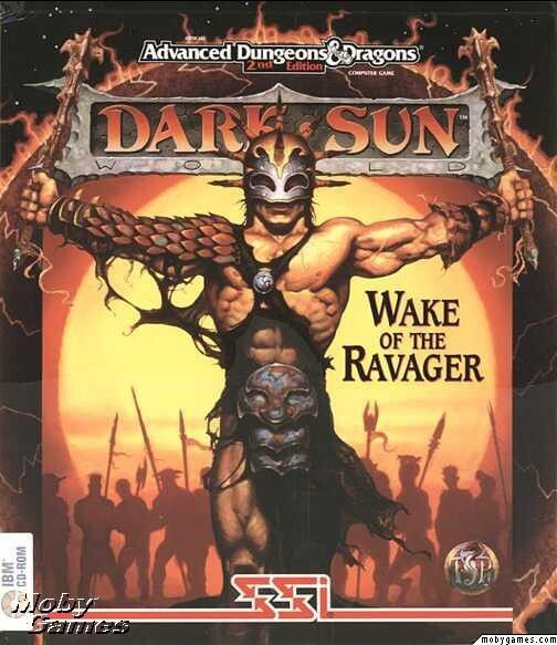 Actual Game Dark Sun II Wake Of The Ravager 1 Click Install Windows 10 8 7 Vista XP SSI 1994 MY PROMISE My Games Are Genuine In One Step