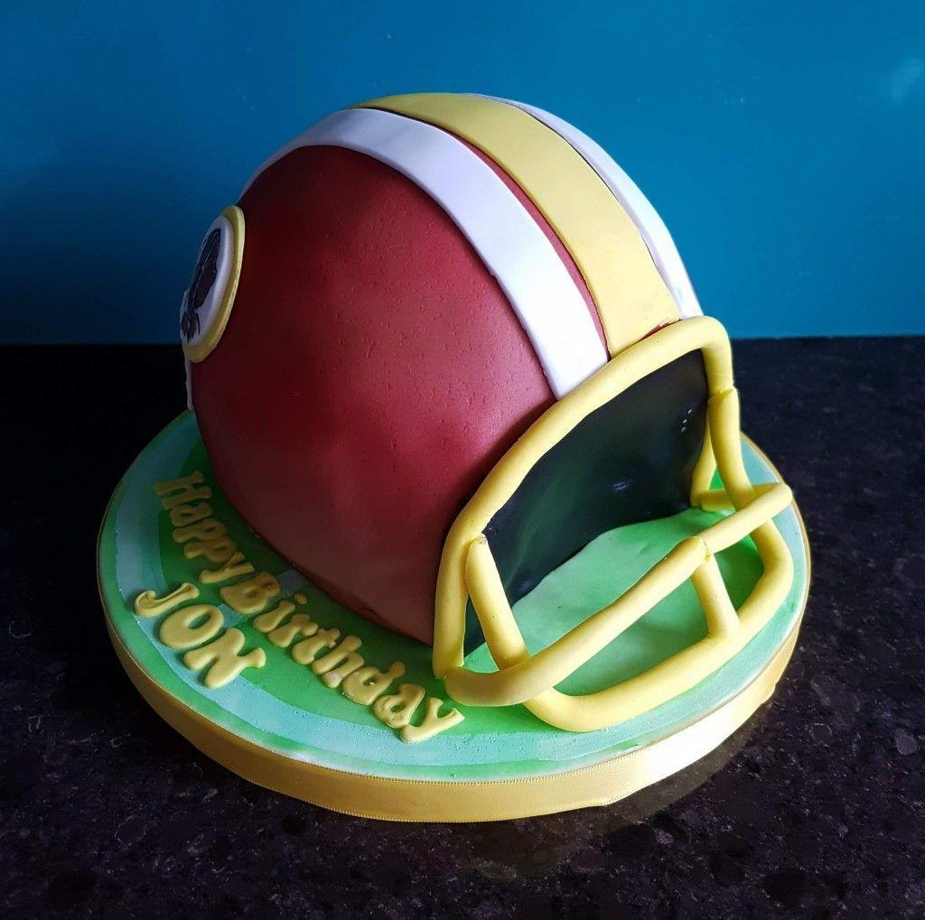 Pin by Brock Boone on Redskins Football helmets