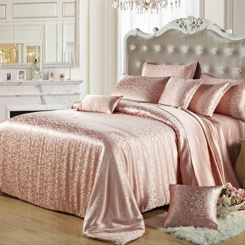 Should You Wash New Silk Sheets Before First Use Silk Bedding Set Silk Bedding Silk Sheets