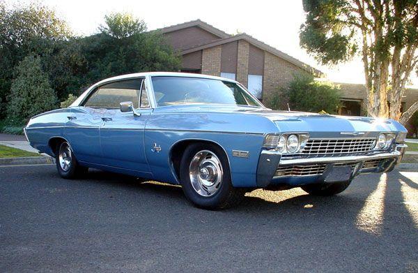 New Chevrolet Impala Inventory Covington >> 68 Chevrolet Impala V8 Sound Youtube | Upcomingcarshq.com