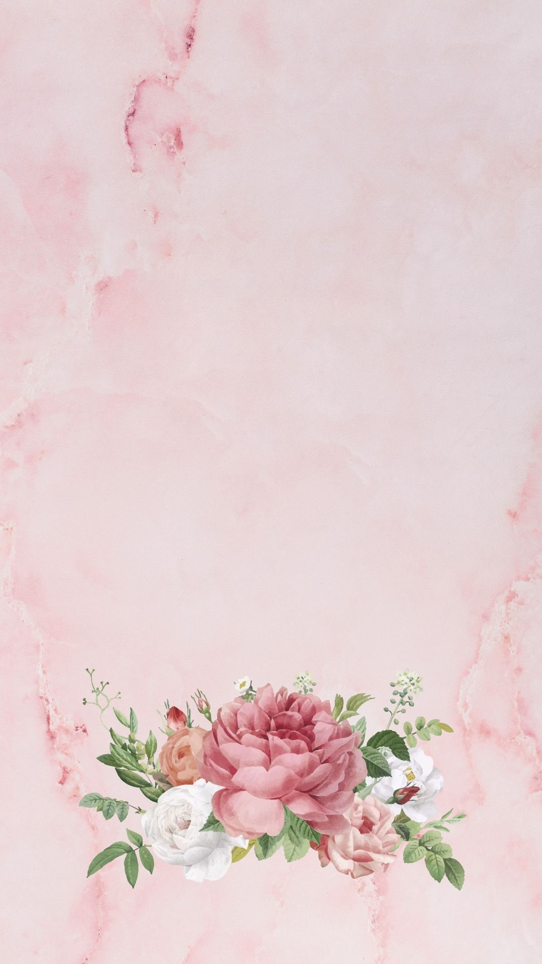 Aesthetic Pink And White Wallpaper Ios Gold Wallpaper Background Flower Iphone Wallpaper Floral Wallpaper Iphone