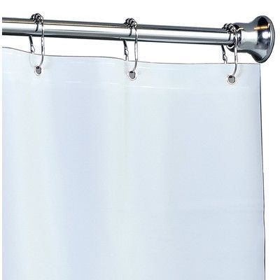 Rebrilliant Lospalmos Microban Peva Single Shower Curtain Liner Shower Liner Shower Cleaner Shower