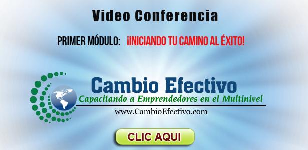 MULTINIVEL - VIDEO CONFERENCIA: INICIANDO TU CAMINO AL ÉXITO