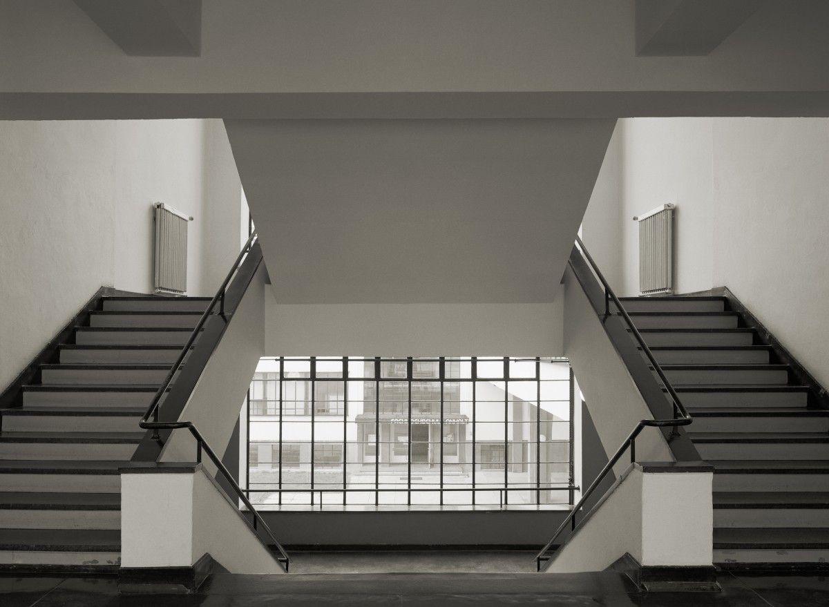 Bauhaus School, Dessau, Germany Bauhaus architecture