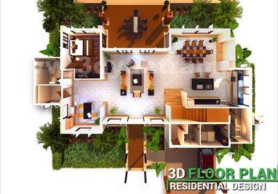 Top view  virtual floor plan design also residential in interior designs rh pinterest