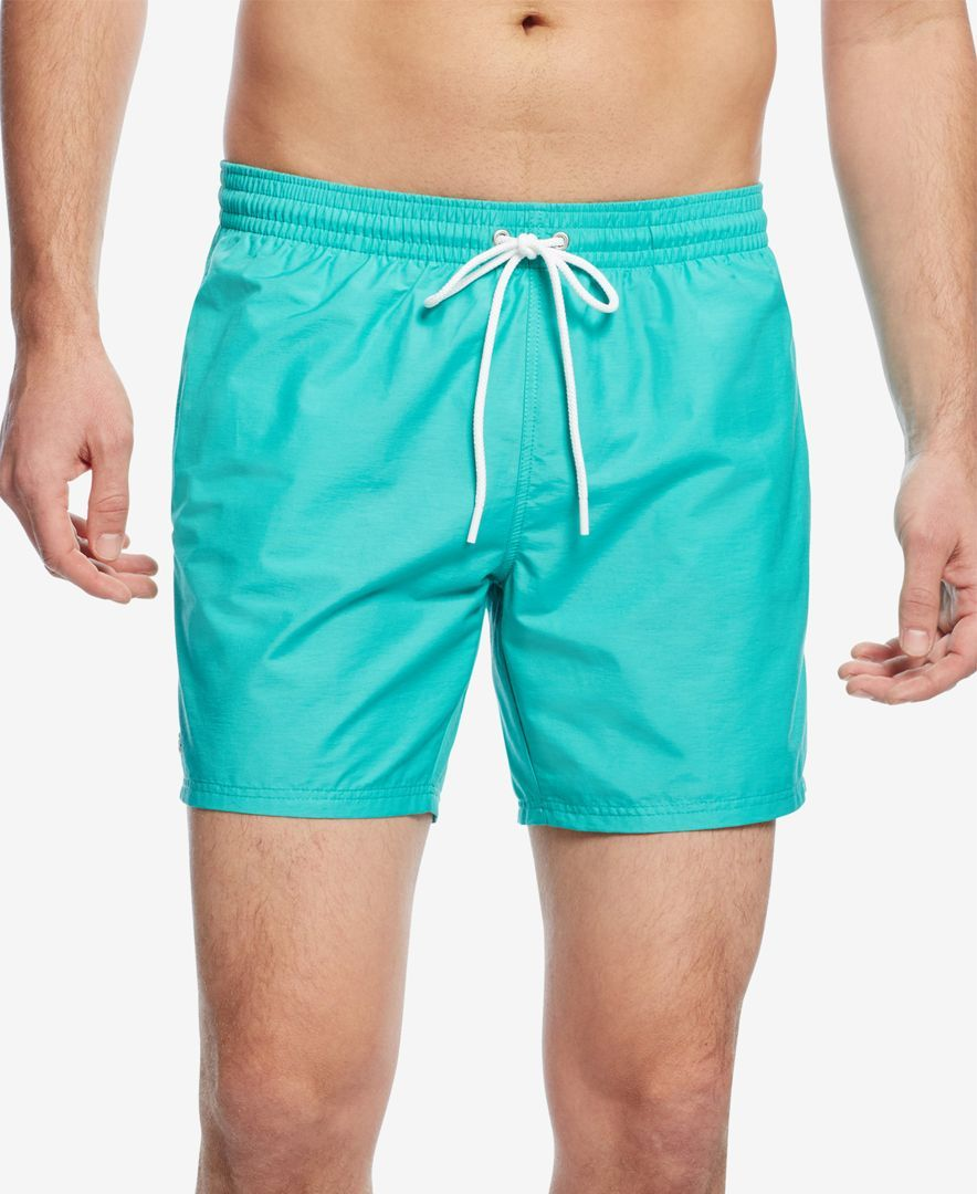 d5a108ed49d Lacoste Men's Basic Swim Trunks | Swimwear | Ropa de playa ...