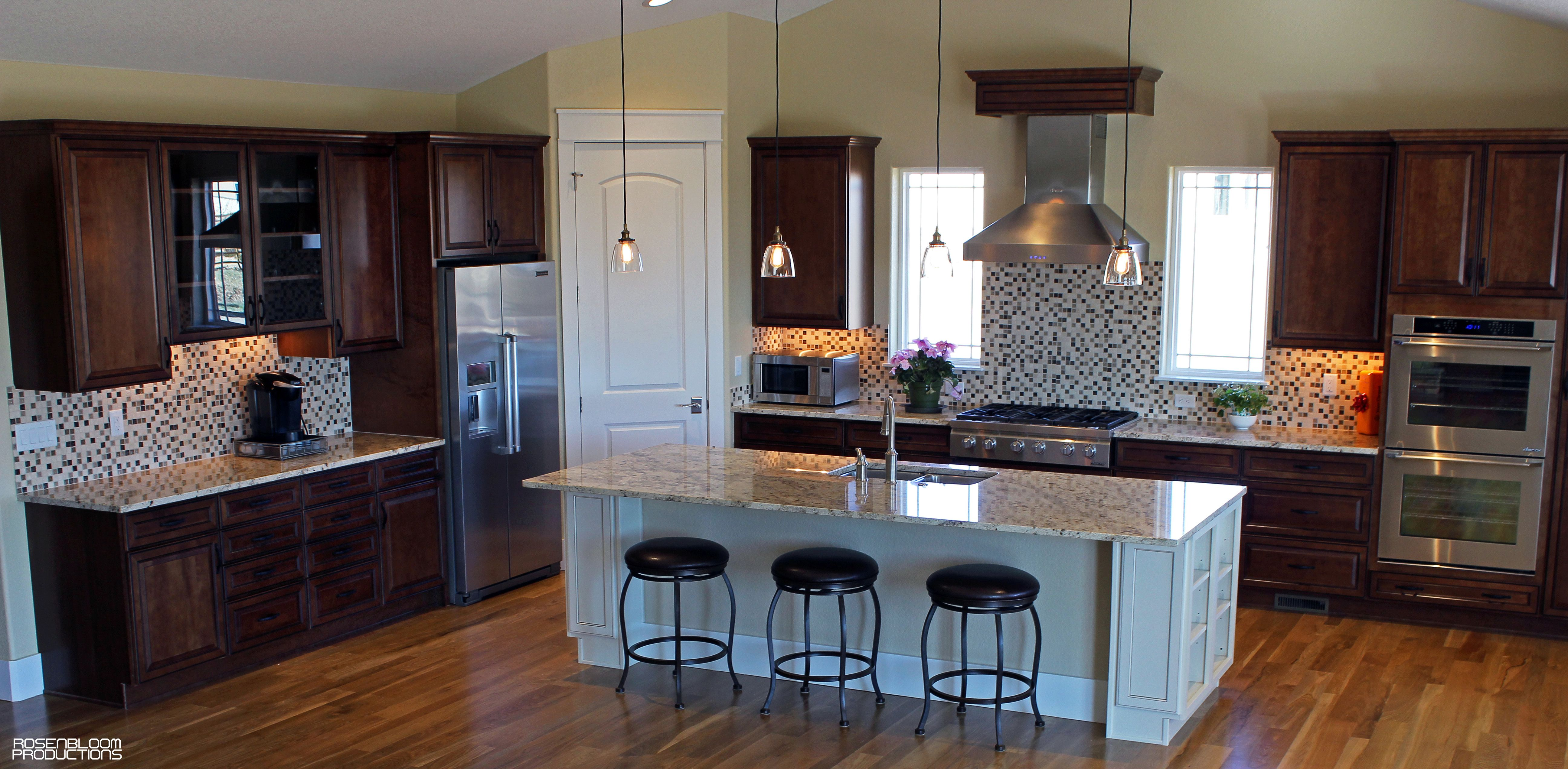 Newly Completed Project: Elite Homes #savenow #CabinetCountertopMadness  #Save10% Merillat Kitchen Cabinets · Traditional DoorsSpring ValleyDoor ...
