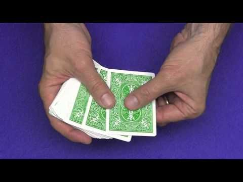 Easy Card Trick Learn Beginner Card Trick No Skill Required