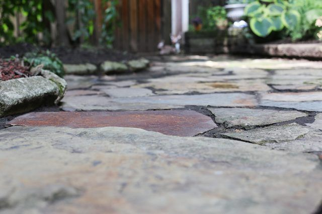 Great How To Clean Flagstone Patios