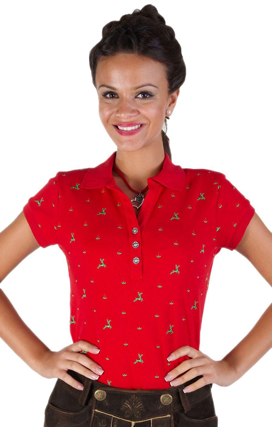 stockerpoint trachten shirt lavida rot trachten shirts. Black Bedroom Furniture Sets. Home Design Ideas