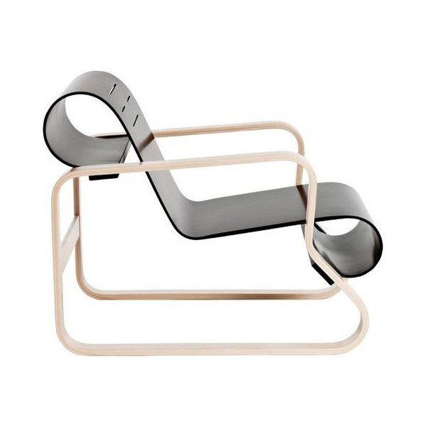 Chair 41 By Artek ($4,070) via Polyvore