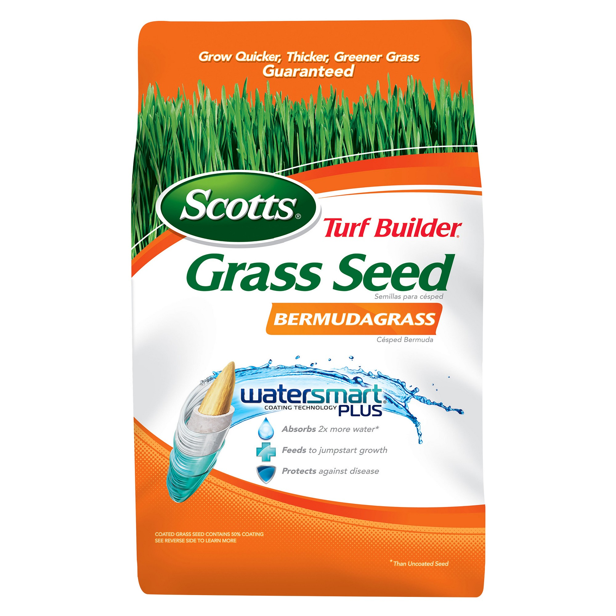 Scotts Turf Builder Grass Seed Bermudagrass 5lb With Images