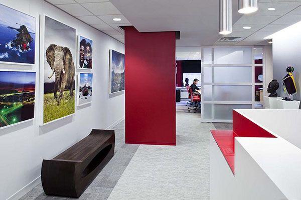 20 creative inspiring office designs