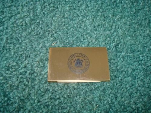 TEAMSTERS, Presidential Business Card Holder