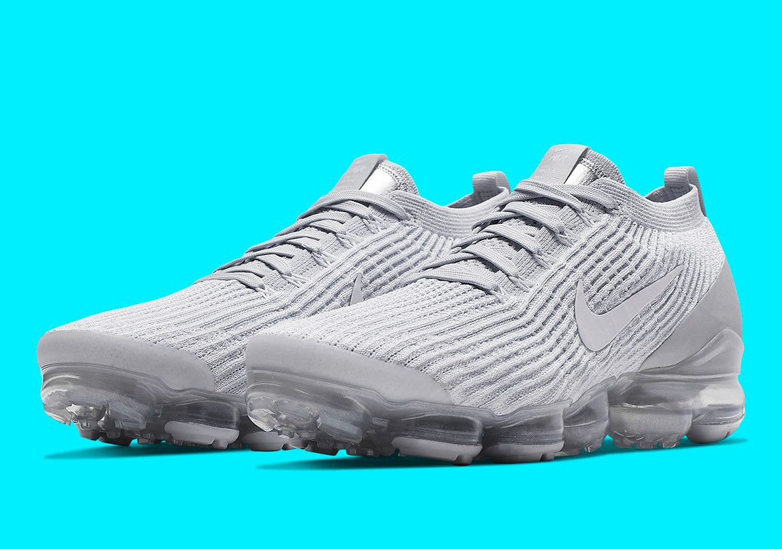 5b6ad7f1df Detailed Look At The Nike Vapormax 3.0 Pure Platinum | Footwear in ...
