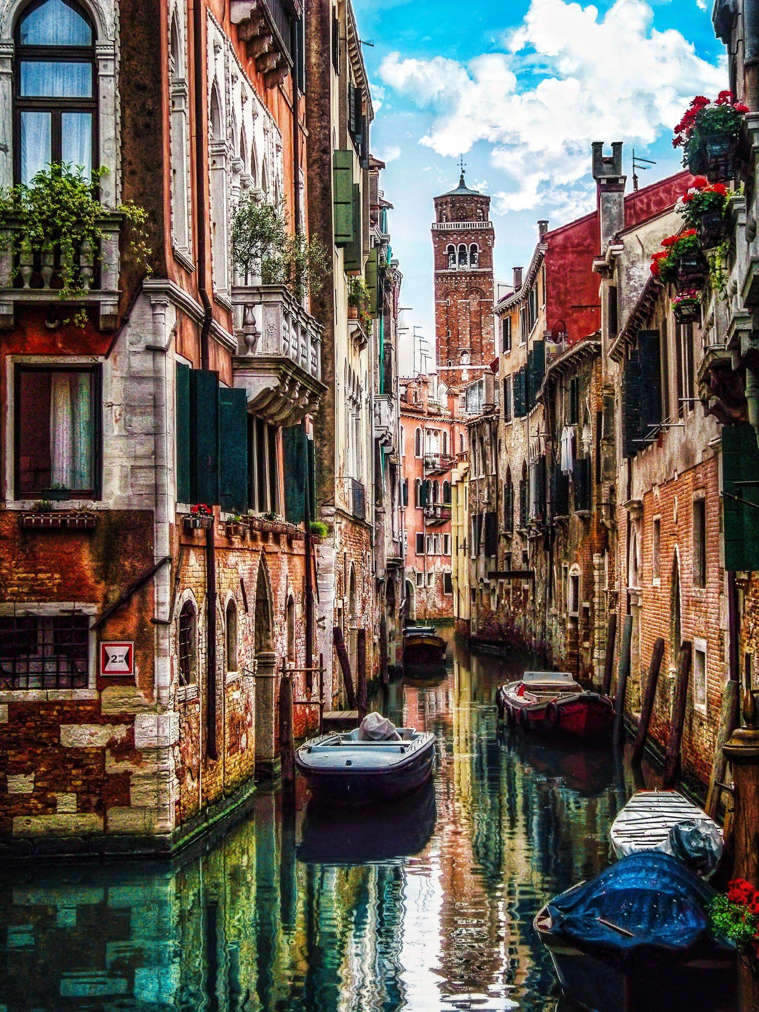 Venice by Andrea Conti on 500px