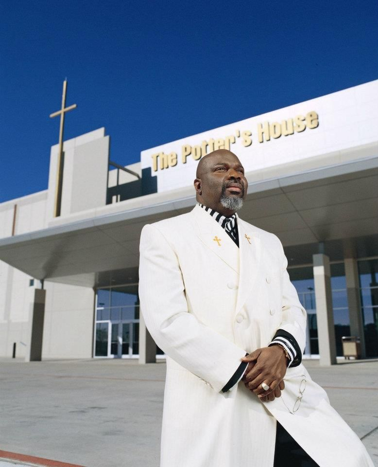 Pin by T D  Jakes on The Potter's House of Dallas | Bishop td jakes